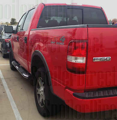$93 • Buy Factory Style Fender Flares For 2004 2005 2006 2007 2008 Ford F150 - Oe Textured