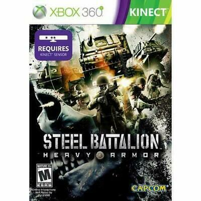 £6.36 • Buy Steel Battalion: Heavy Armor For Xbox 360 Game | New Sealed Game