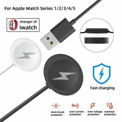 $ CDN7.91 • Buy For Apple Watch IWatch Series 5 4 3 2 1 Magnetic Charging Dock USB Charger Cable