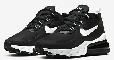 $97.75 • Buy NIKE AIR MAX 270 REACT $150 Women's Running Shoes AUTHENTIC NEW AT6174 004 Black