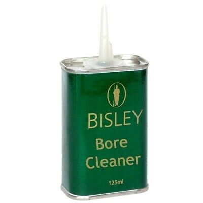 Bisley Bore Cleaner 125ml Shotgun Rifle Cleaning Solvent Oil Hunting Shooting • 7.45£