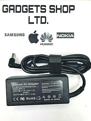 Lite-am Acer EMachines E630 E630G E640 E640G 65W Laptop Adapter Battery Charger  • 11.99£