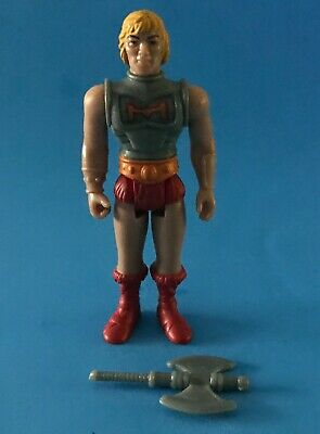 $24.99 • Buy Reaction Super 7 Masters Of The Universe He-man Battle Armor Loose Complete