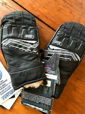 $25.95 • Buy POW WOMEN'S GLOVES Leather Ski  / Snowboard Size LARGE