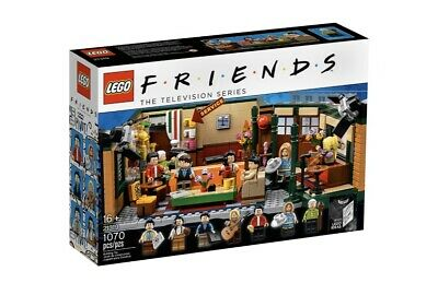 $85.99 • Buy Lego Friends Central Perk Cafe Ideas Set 21319 - Fast Free Shipping!