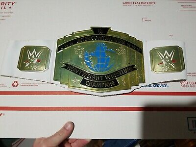$14.99 • Buy WWE Intercontinental Championship Belt Wrestling Kids 2014 Mattel