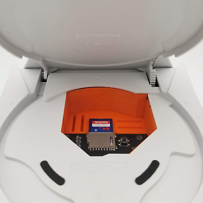 AU22.94 • Buy Sega Dreamcast GDEMU 3d Printed Tray With SD Slots - Secure Design