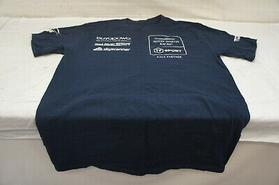 Aston Martin Racing Team T-shirt Size Med • 8.99£
