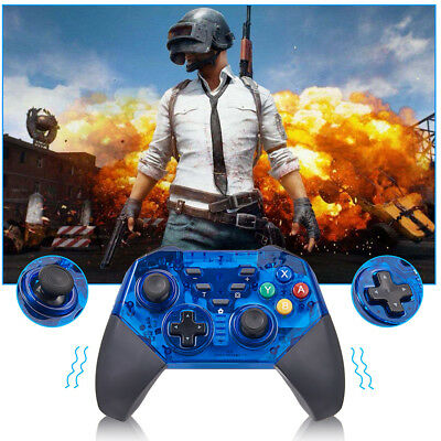 Wireless Pro Controller Game Pad Joystick For Nintendo Switch Console Games • 25.99$