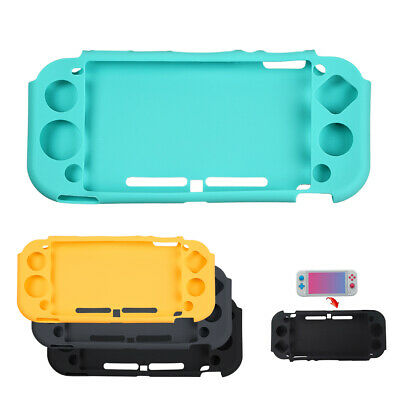 $5.85 • Buy For Nintendo Switch Lite 2019 Anti-Slip TPU Silicone Protective Skin Case Cover