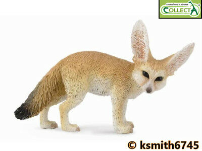 CollectA FENNEC FOX  Solid Plastic Toy Wild Zoo Desert African Animal  * NEW 💥 • 4.70£