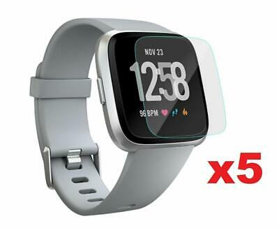 $ CDN5.09 • Buy For Fitbit Versa 2 5x Screen Protector Film Cover For Smart Watch