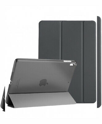 Case For IPad Air 10.5  Smart Protective Magnetic Stand Cover Lightweight Grey • 26.11£