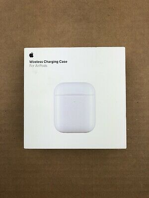 $ CDN65.63 • Buy Genuine Apple WIRELESS Charging Case For Airpods MR8U2LL/A