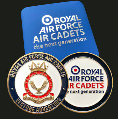 £20.95 • Buy Official Royal Air Force Air Cadet Crest Coin