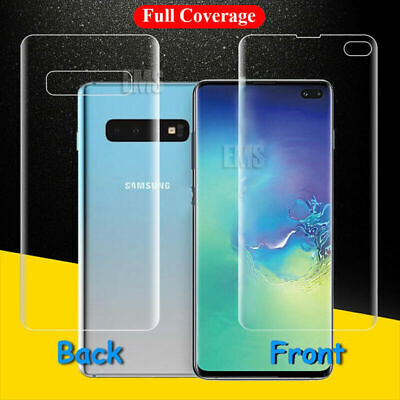 $ CDN4.49 • Buy For Samsung Galaxy S8 S8 + Plus 2x Full Coverage Screen Protector Film Gurd