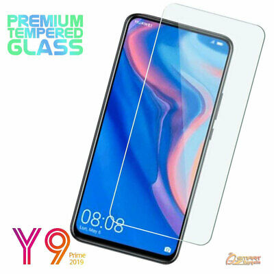 AU3.99 • Buy Tempered Glass Screen Protector Guard For Huawei  Y9 Prime 2019