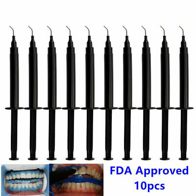 AU29.99 • Buy 10pc 3ml Gingival Dam Barrier Gum Protector Gel For Teeth Whitening High Quality