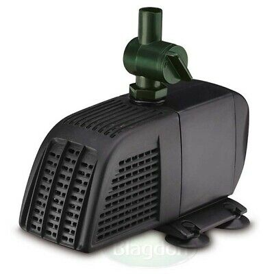 £37.59 • Buy Blagdon Minipond 700 Fountain Pond Pump To Run Fountain - Small Ponds Up To 1500