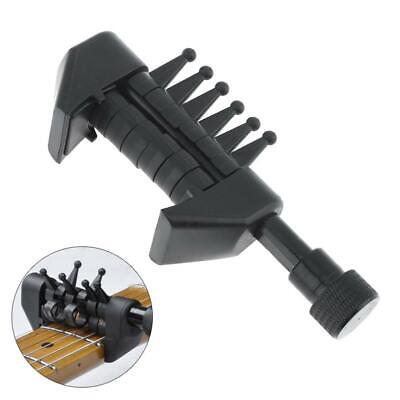 $ CDN9.67 • Buy Acoustic Guitar Multifunction Chord Capo Quick Change 6 Clamp Open Tuning Chords
