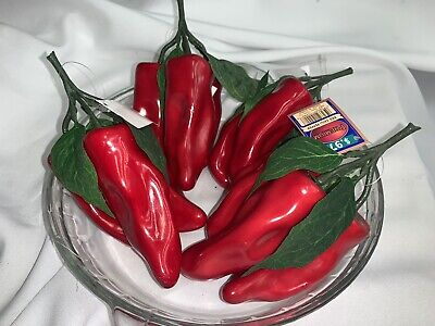 Artificial Red Chili Peppers - RS 183 • 7.17£