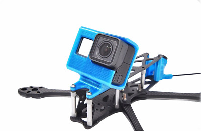 $ CDN19.03 • Buy AstroX X5 Freestyle Frame (JohnnyFPV Edition) GoPro Hero 5/6/7 Mount