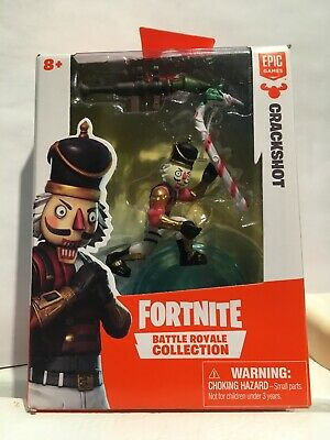 $ CDN7.99 • Buy Fortnite Crackshot Figure Battle Royale Collection Moose New In Box