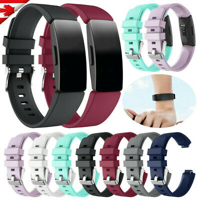 $ CDN5.99 • Buy For Fitbit Versa / 2 Lite Replacement Band Silicone Sports Strap Wrist Band
