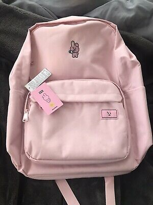 $60 • Buy Official BT21 X SPAO Backpack BTS - COOKY