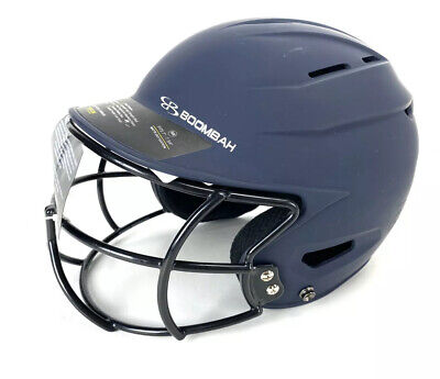 $39.95 • Buy Boombah Defcon Fastpitch Softball Helmet Senior 7 -7 3/4  Blue Matte Out Edition