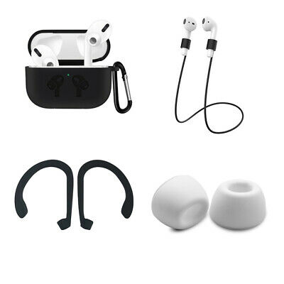 $ CDN6.28 • Buy 4 In 1 Case Accessories For Apple AirPods Pro Wireless Charging Case Cover