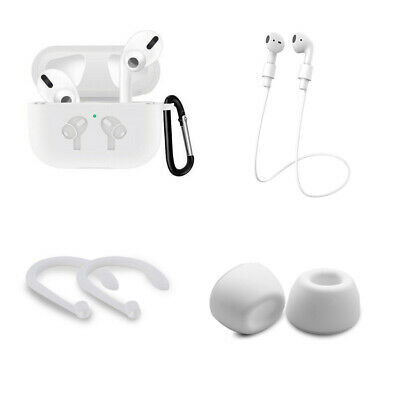 $ CDN2.39 • Buy Case Accessories For Apple AirPods Pro Wireless Charging Case Silicone Cover