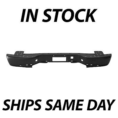$116.47 • Buy NEW Primered Steel Rear Bumper Face Bar For 2000-2006 Chevy Suburban Tahoe 00-06
