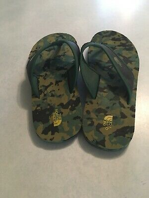 The North Face Youth Base Camp Flip-Flops, Size 5 Y • 14.31£