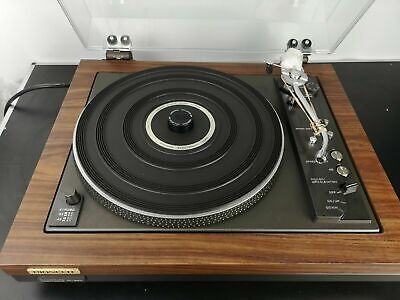 Boxed PIONEER PL-55X + New Shure M75ED - Direct Drive Full AUTO Turntable • 425£