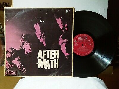 £25 • Buy The Rolling Stones Aftermath 1966 5b/5a Vinyl Lp