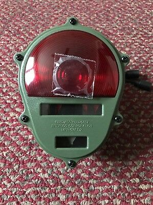$100 • Buy Set Of Military Tail Lights For M Series Trucks And Hmmwv Green NOS