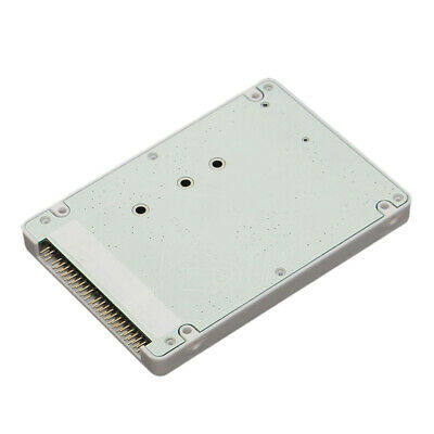 Prettyia M.2 NGFF SATA SSD To 2.5  IDE 44-Pin Adapter Card With Enclosure • 8.54£