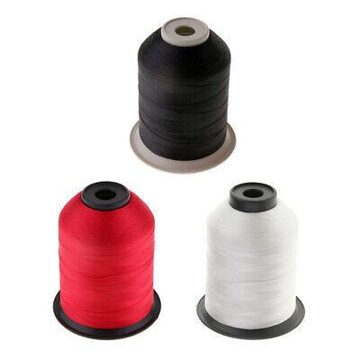 Prettyia 3pcs Whipping Wrapping Thread For Fishing Rod Ring Guides 2187Yds • 17.97£