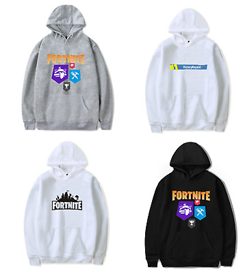 $ CDN9.92 • Buy HOT 2020 Fortnight Gamer 3D Battle Royale Men Women Kid Warm Hoodies Sweatshirts