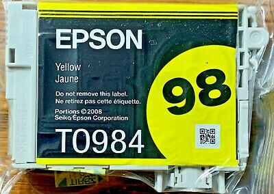 $7.99 • Buy Epson 98 YELLOW Color Ink For ARTISAN Printers #TO984