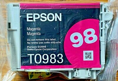 $7.99 • Buy Epson 98 MAGENTA Color Ink For ARTISAN Printers #TO983