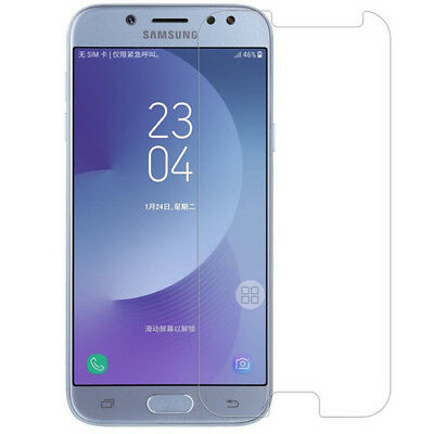 AU15.95 • Buy 2X Tempered Glass Screen Protector For Samsung Galaxy J5 Pro Clear