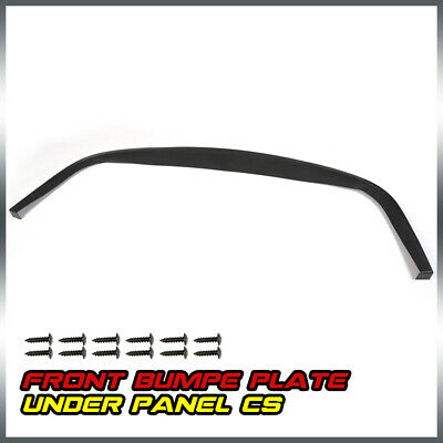 $49.79 • Buy For Universal CS Style  Front Bumper Lip Splitter Chin Spoiler Under  Panel