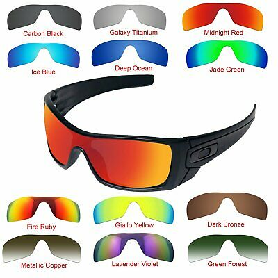 AU16.99 • Buy Anti-Scratch Polarized Replacement Lens For-Oakley Batwolf Sunglasses OO9101 AU