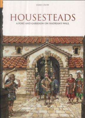 James Crow-Housesteads,A Fort & Garrison On Ha BOOK NEW • 14.26£