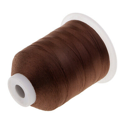 Nylon Whipping Wrapping Thread For Fishing Rod Ring Guides 2187Yds - Brown • 9.27£
