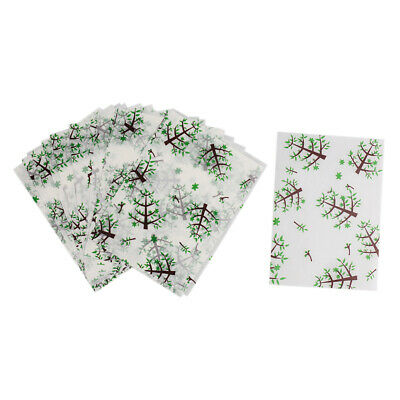 £3.67 • Buy 50 Xmas Wedding Candy Sweets Food Wrapper Tissue Paper Grease Proof Paper