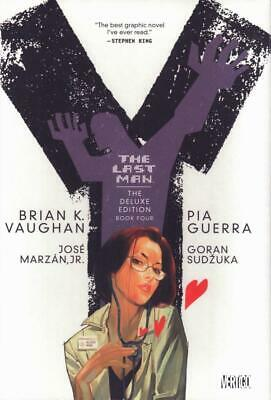 AU70 • Buy Y: The Last Man - The Deluxe Edition Book 4 HC