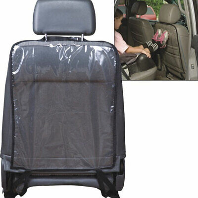 £5.65 • Buy Car Auto Seat Back Protector Cover For Children Kick Mat Mud Clear Anti-dirty